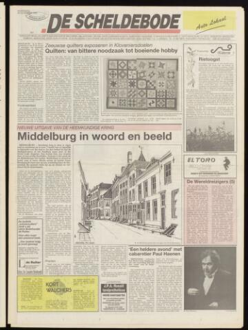 Scheldebode 1991-11-20