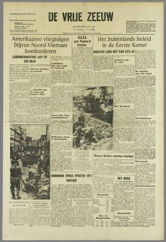 de Vrije Zeeuw 1965-07-22