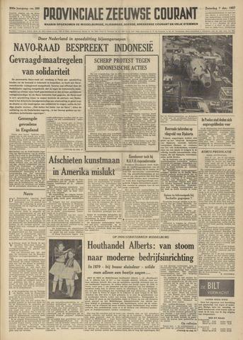 Provinciale Zeeuwse Courant 1957-12-07