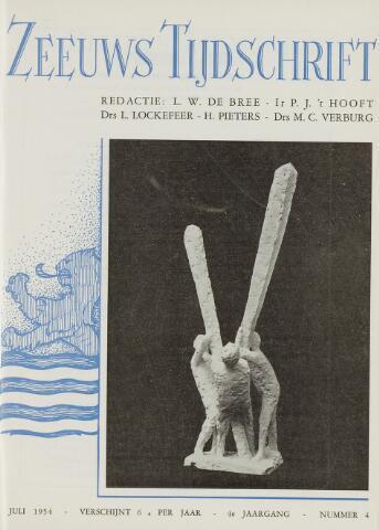 Zeeuws Tijdschrift 1954-07-01