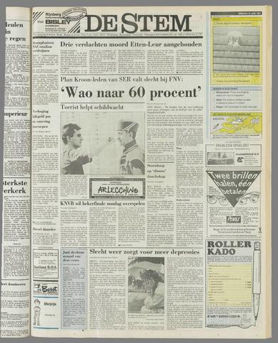 de Stem 1991-06-25