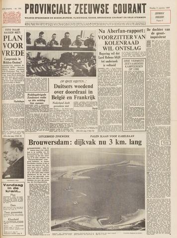 Provinciale Zeeuwse Courant 1967-08-08