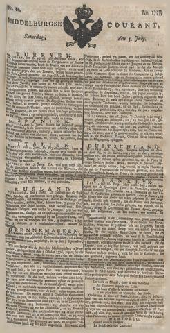 Middelburgsche Courant 1777-07-05