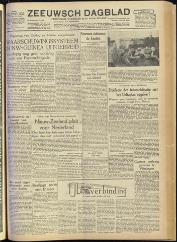 Zeeuwsch Dagblad 1954-11-27