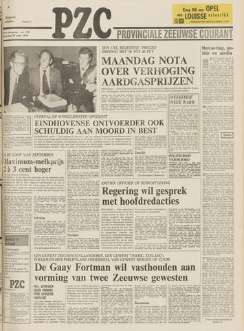 Provinciale Zeeuwse Courant 1974-08-24