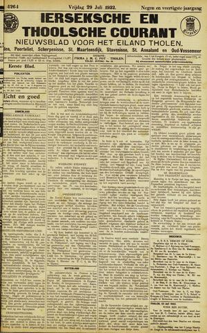 Ierseksche en Thoolsche Courant 1932-07-29