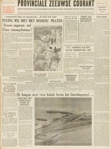 Provinciale Zeeuwse Courant 1964-05-09