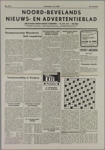 Noord-Bevelands Nieuws- en advertentieblad 1985-06-06
