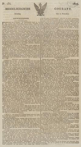 Middelburgsche Courant 1827-11-10