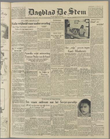 de Stem 1949-02-03