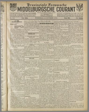 Middelburgsche Courant 1930-10-15