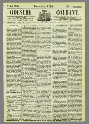 Goessche Courant 1913-05-08