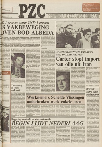 Provinciale Zeeuwse Courant 1979-11-13