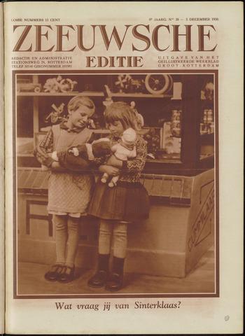 Ons Zeeland / Zeeuwsche editie 1930-12-05