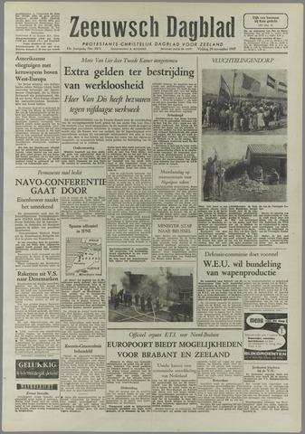 Zeeuwsch Dagblad 1957-11-29