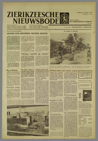 Zierikzeesche Nieuwsbode 1962-12-21