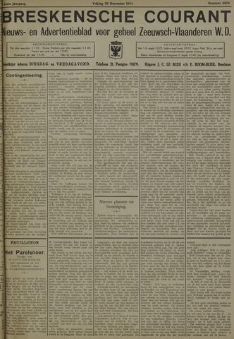 Breskensche Courant 1934-12-28
