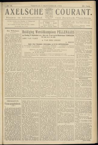 Axelsche Courant 1934-09-07