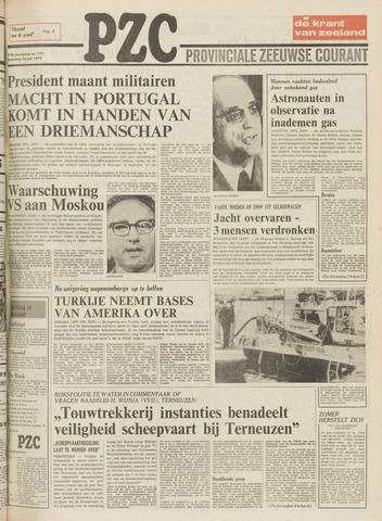 Provinciale Zeeuwse Courant 1975-07-26