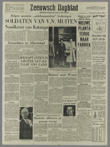 Zeeuwsch Dagblad 1960-08-24