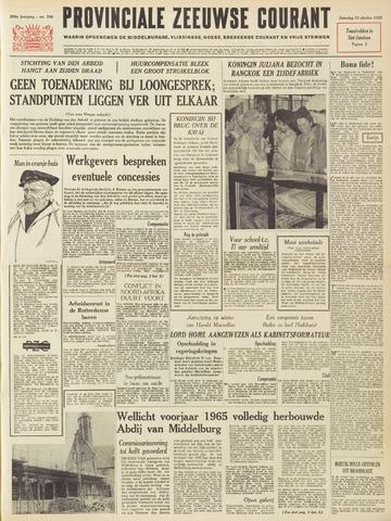 Provinciale Zeeuwse Courant 1963-10-19