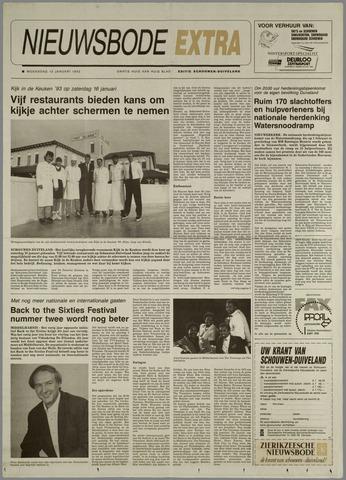 Zierikzeesche Nieuwsbode 1993-01-13