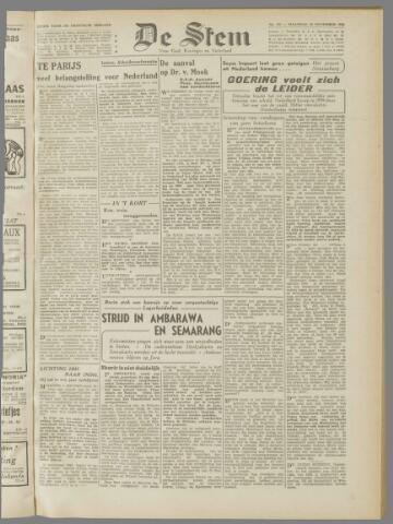 de Stem 1945-11-26