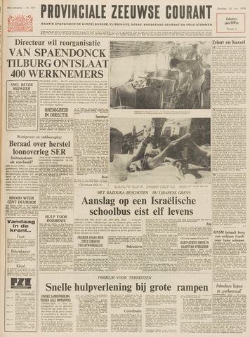 Provinciale Zeeuwse Courant 1970-05-23