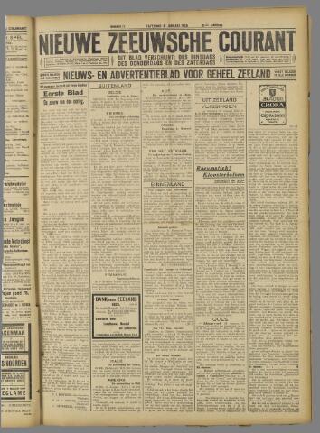 Nieuwe Zeeuwsche Courant 1925-01-31