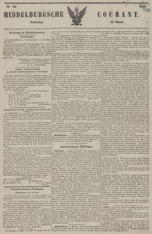 Middelburgsche Courant 1850-03-23