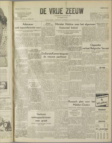 de Vrije Zeeuw 1958-01-22