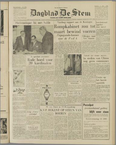 de Stem 1958-12-19
