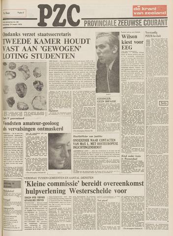Provinciale Zeeuwse Courant 1975-03-19