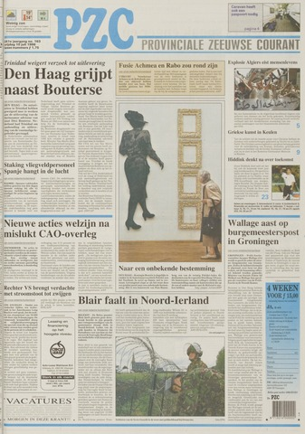Provinciale Zeeuwse Courant 1998-07-10