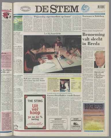 de Stem 1995-12-19