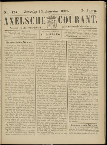 Axelsche Courant 1887-08-13