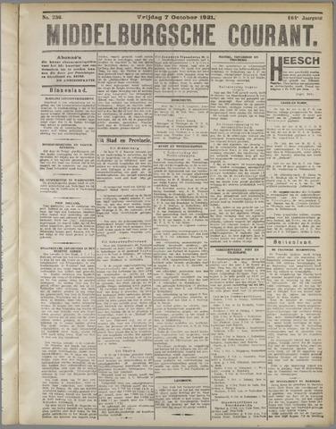 Middelburgsche Courant 1921-10-07