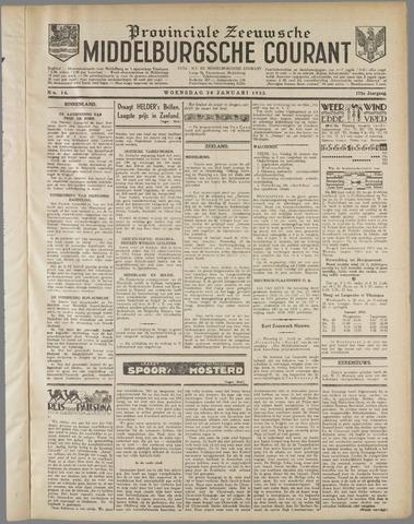 Middelburgsche Courant 1932-01-20