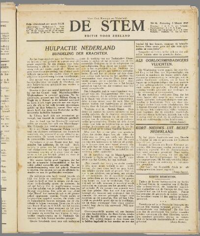 de Stem 1945-03-03