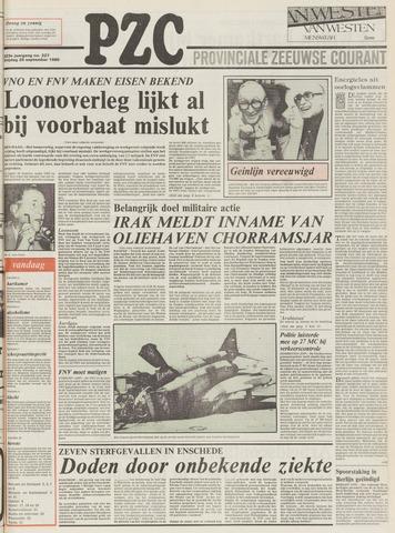 Provinciale Zeeuwse Courant 1980-09-26