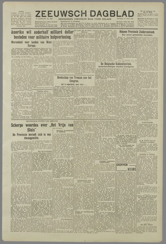 Zeeuwsch Dagblad 1949-07-26