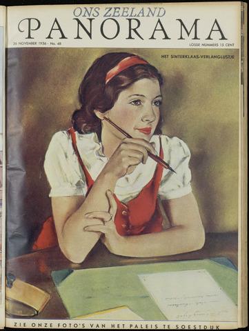 Ons Zeeland / Zeeuwsche editie 1936-11-26
