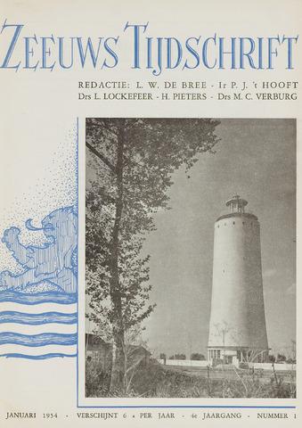 Zeeuws Tijdschrift 1954-01-01
