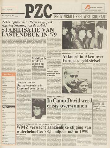 Provinciale Zeeuwse Courant 1978-09-16