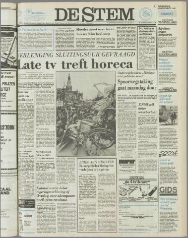 de Stem 1982-11-18