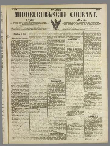 Middelburgsche Courant 1906-06-29