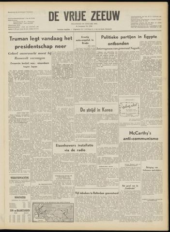 de Vrije Zeeuw 1953-01-19