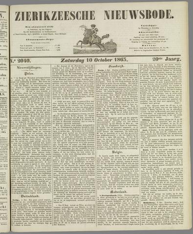 Zierikzeesche Nieuwsbode 1863-10-10