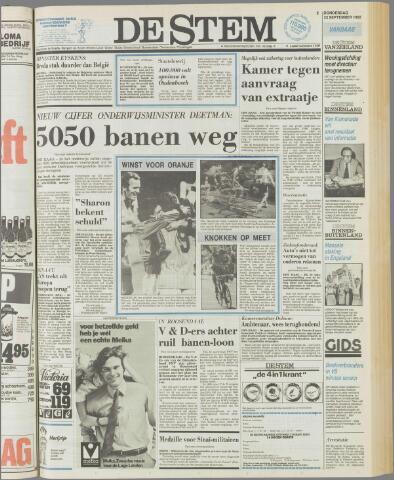 de Stem 1982-09-23