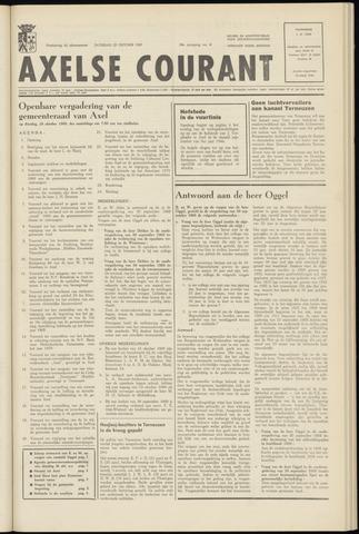 Axelsche Courant 1969-10-25
